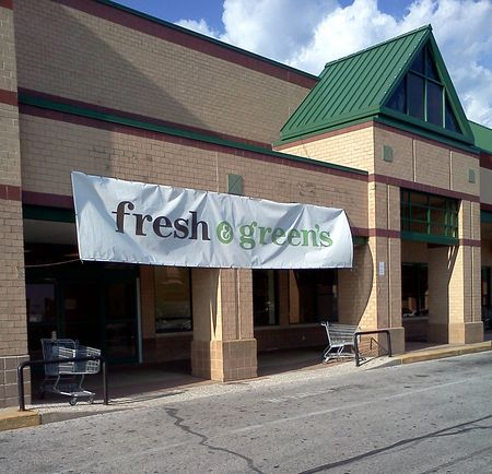 Freshgreenoutside