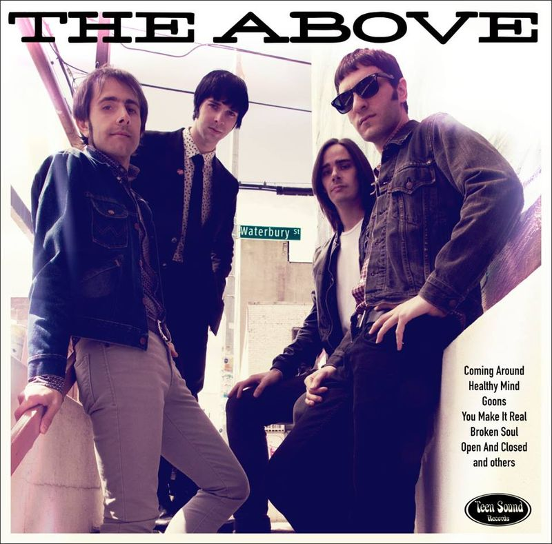 Theabove